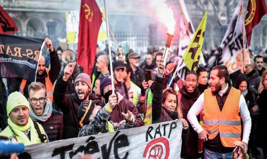 Immer mehr Proteste und Unruhen