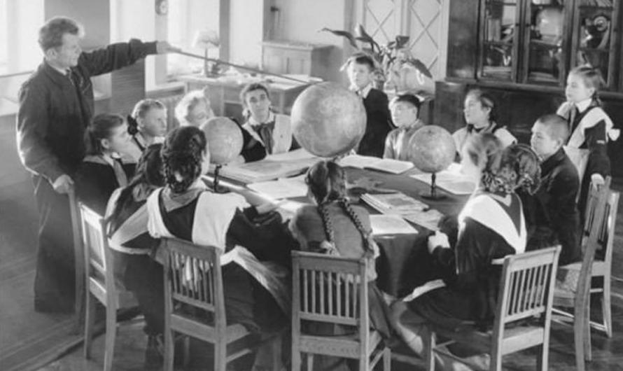 Das sowjetische Bildungssystem – 2