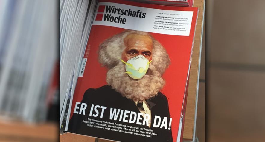 Karl Marx wieder in aller Munde