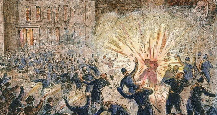 1. Mai – Tag des Klassenkampfes