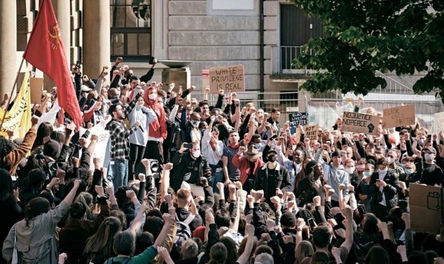 Nach Antirassismus Demos in Bielefeld: Der Kampf soll weitergehen!