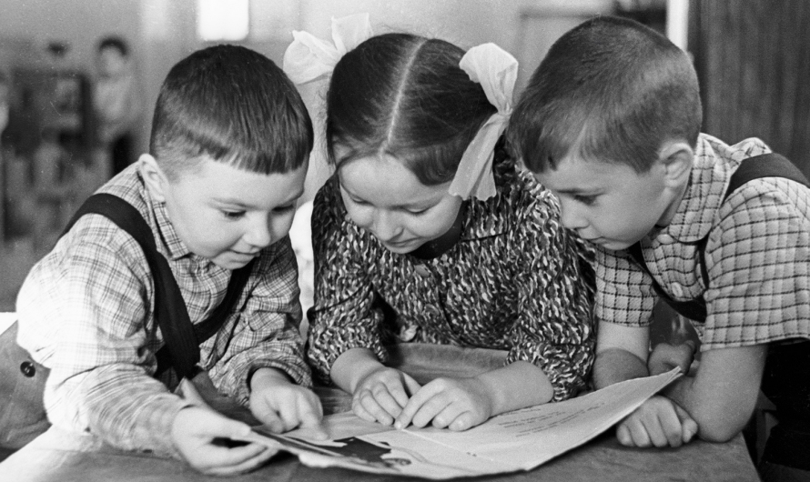 Kinder in der Sowjetunion – 2