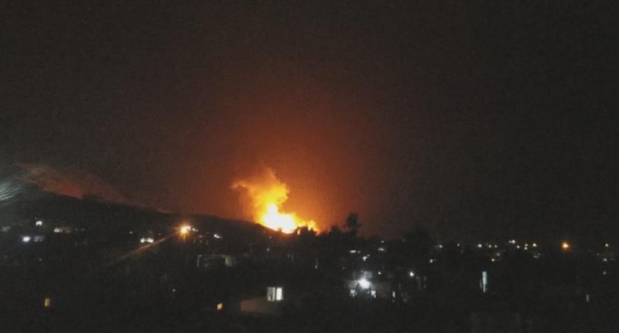 Türkische Luftwaffe bombardiert südkurdische Gebiete