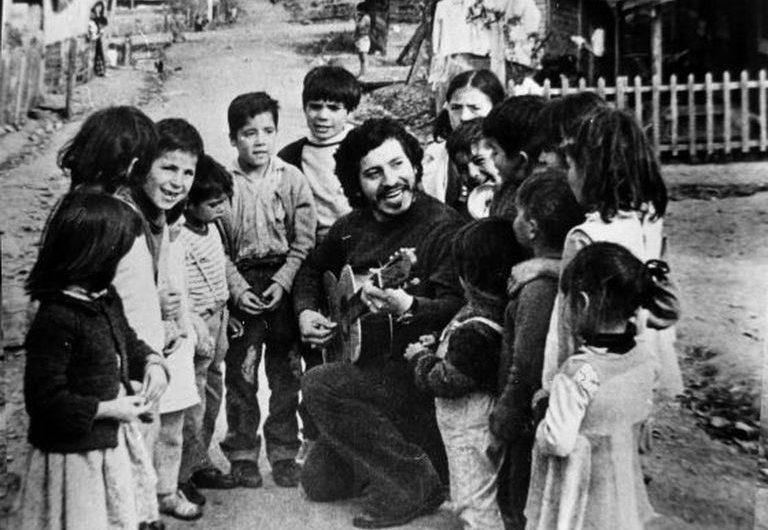 Victor Jara – Ein revolutionärer Musiker