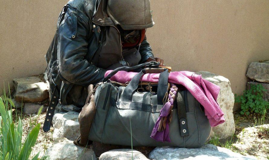 70 Prozent mehr Obdachlose