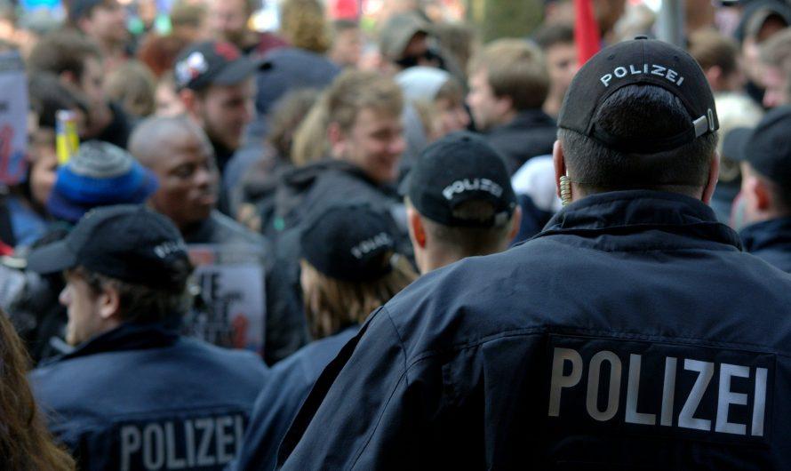Polizeigewalt – Studie der Uni Bochum