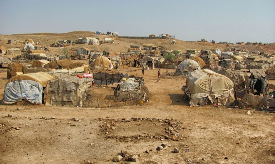 Flüchtlingslager in Kara Tepe- Moria 2.0?