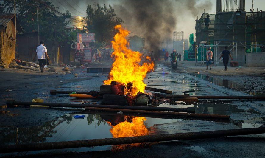"""""""Das Virus hat nicht die Menschen getötet, sondern die Regierung"""" – Proteste im Irak"""